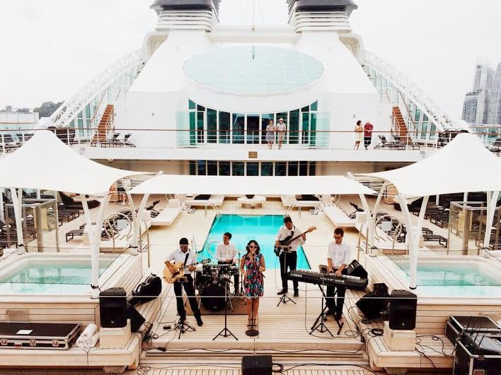 What's it like to work on a cruise ship