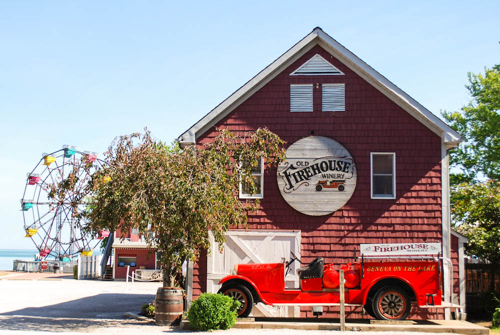 FIrehouse Winery