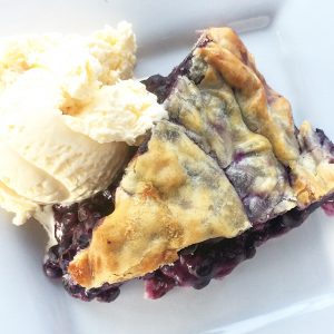 blueberry pie maine